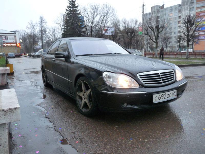 Вип (Vip) авто Mercedes W200