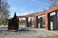 Памятник войнам-интернационалистам