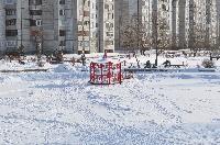 Китайский городок - зима